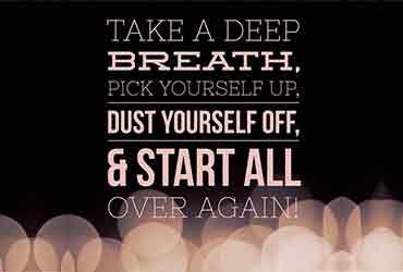 Take a Deep Breathe