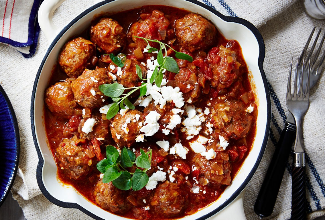 Easy to Make Tasty Lamb Meatballs